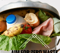 AIM FOR ZERO WASTE