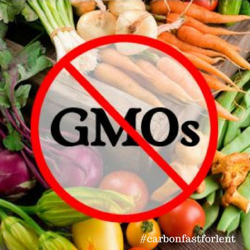 Say No to GMOS