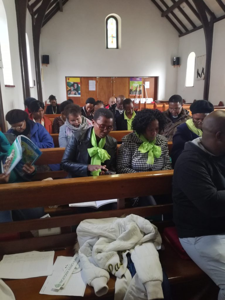 Ryan the Rhino Training- Diocese of Pretoria