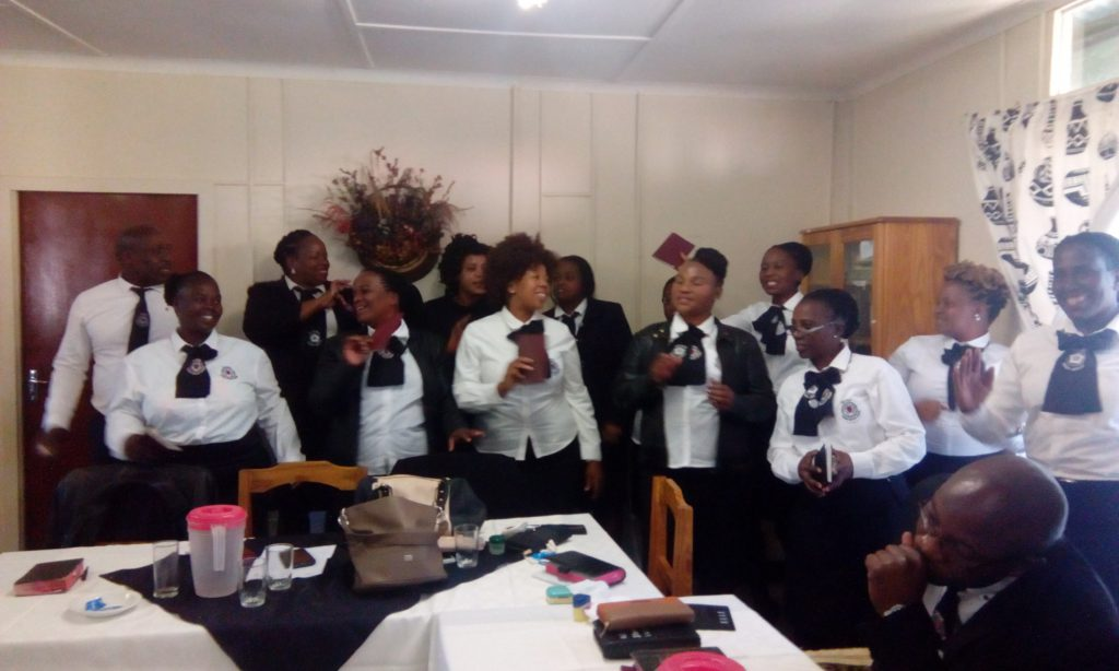 Creation is not for Sale- Anglican and Lutheran youth come together in creation
