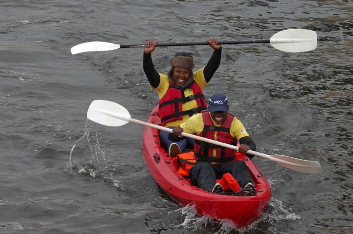 Peninsula Paddle – Taking back the waterways