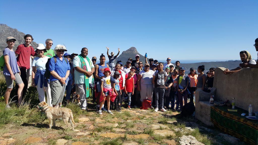 Eucharist on the Mountain