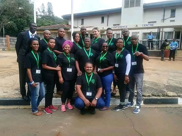 Green Anglicans grow at the CAPA Conferencein Kenya