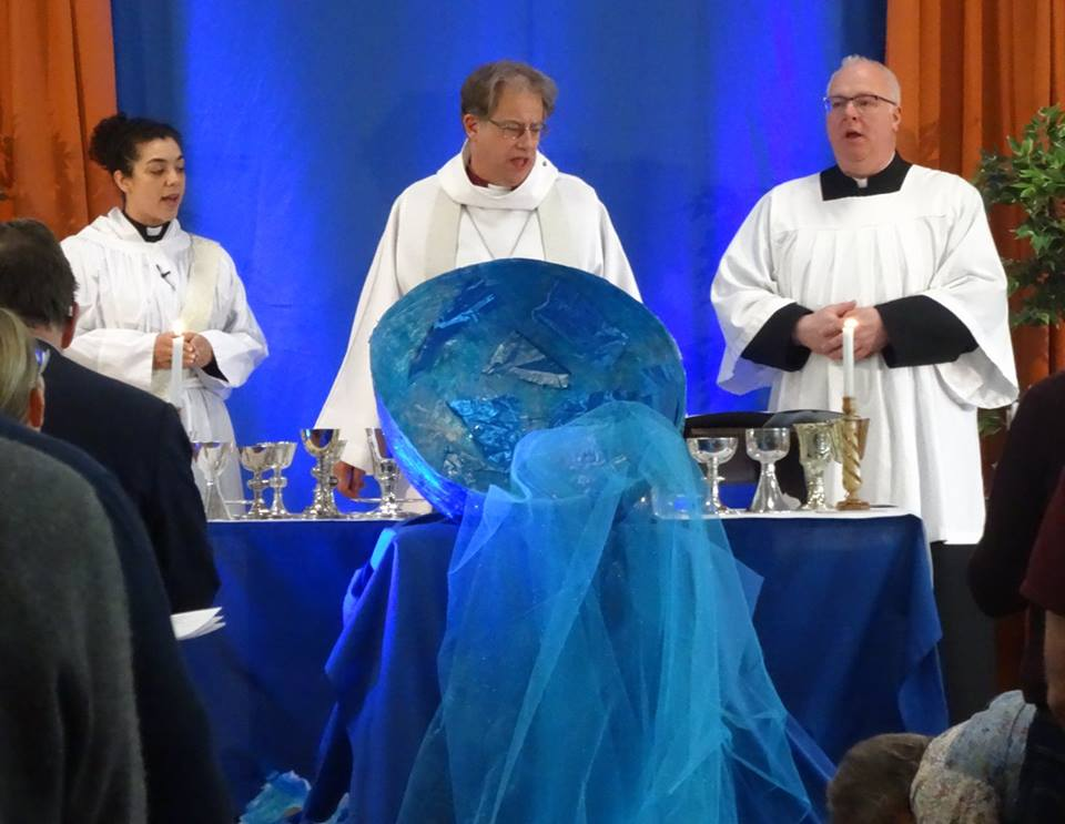THE DIOCESE OF OXFORD CALLED TO PROPHETIC ACTION AND ECOLOGICAL REFORMATION