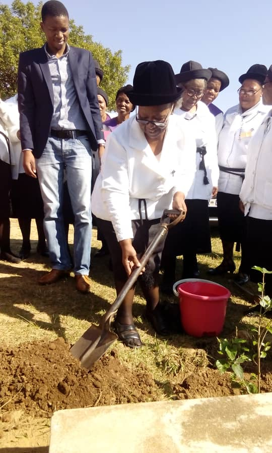Mothers Union of Swaziland equipped on environment care