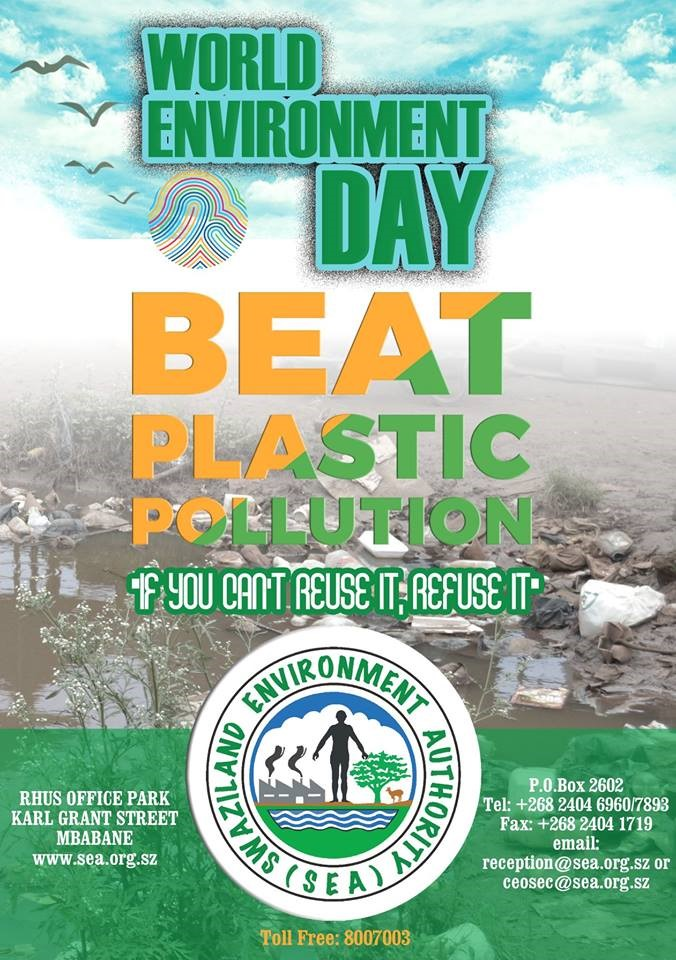 Eswatini World Environment Day Commemoration