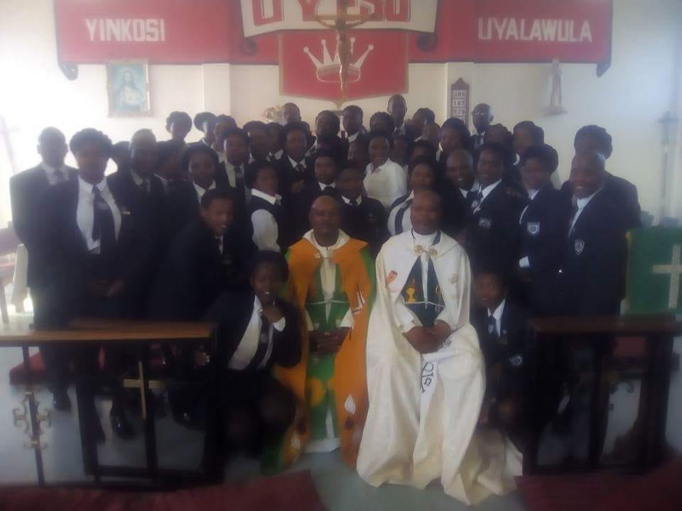 The Diocese of Khahlamba Youth Conference – Caring for creation