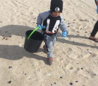 GLOBAL COASTAL CLEAN UP DAY