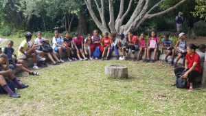 Pride of Table Mountain – learning and fun on the mountain