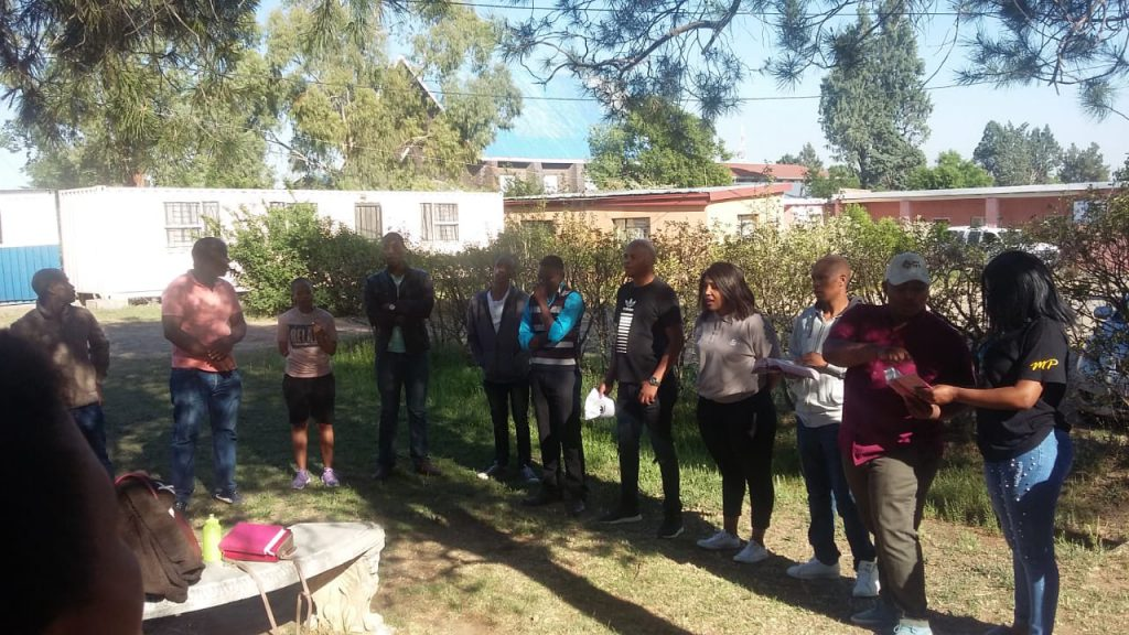Eco-Youth in Lesotho