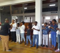 Holiday Club Fun at St Mary Magdalene in Gugulethu