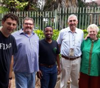 Diocese of St Mark Commisions its first environmental Stewards