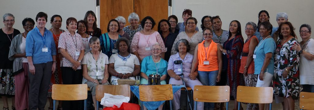 Women Clergy Conference – listen to the young women