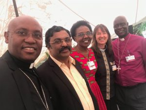 Anglicans at UN Environmental Assembly