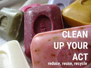 March 18  Plastic- free soap