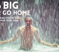 March 22 – Go big on shampoo!
