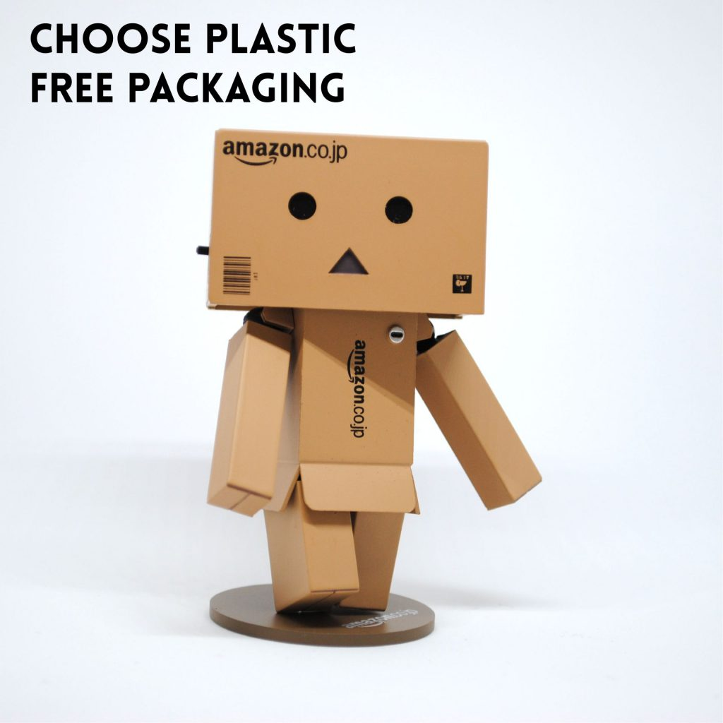 April 5 – Zero Plastic Packaging