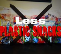 April 10 – Less Plastic Snacks!