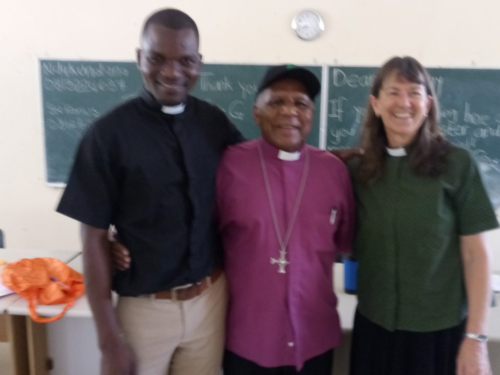 Diocese of Namibia responding to drought emergency