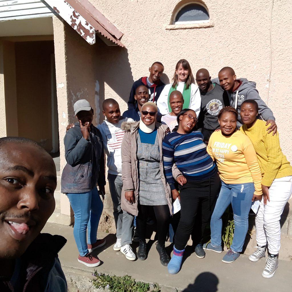 Leadership Training in Lesotho