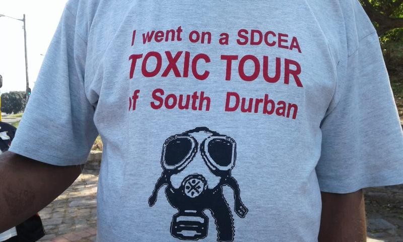 TOXIC TOUR – DISCOVERING THE HEALTH IMPACTS OF INDUSTRIAL POLLUTION