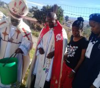 Anglican Youth of Mzimvubu address Climate Change at BGFS Conference