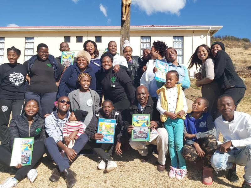 After the floods – Equipping youth Leaders to care for Creation