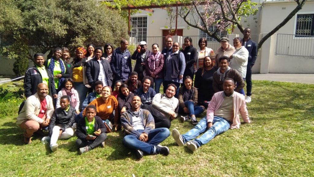 Training up Young People to Care for creation