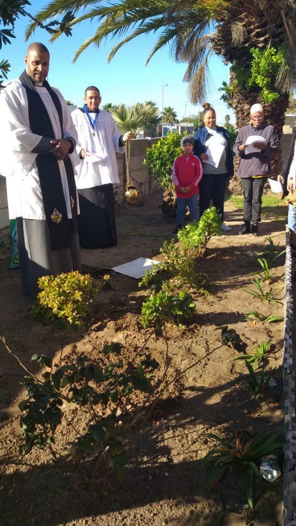 Creating a Mandela Garden