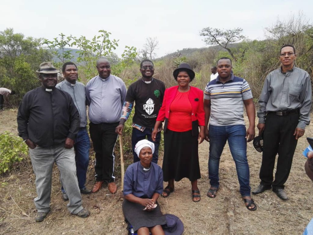 Tacking invasive species in the Diocese of Swaziland