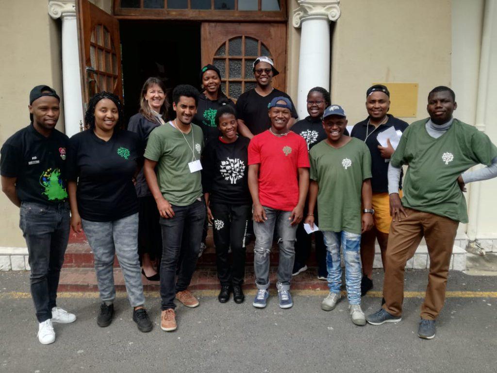 Green Anglicans Team at Taize