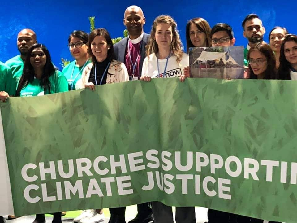 """""""You are my God, Do Not Delay"""" – Faith Communities at #COP25"""