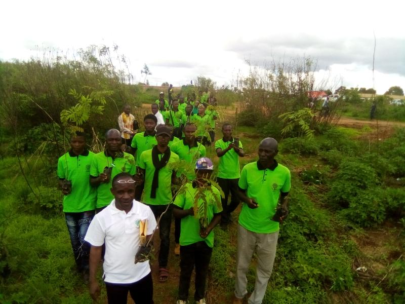Green Anglicans Congo celebrates International Day of the Soil